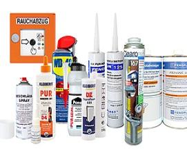 chemisch-technische Produkte|RWA-Anlagen|Alarmanlagen