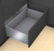 Blum Legrabox pure Frontauszug - F