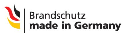 Brandschutz made in Germany