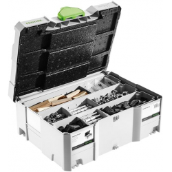 Festool Verbinder Sortiment SV-SYS D14 274-teiligDOMINO 201353 TTS Tooltechnic Systems