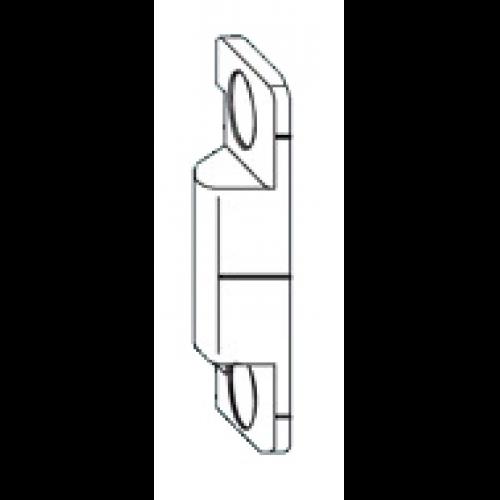 horn online siegenia mittelverschluss mv a1361 rahmenteil silber 260326 siegenia aubi m1730583. Black Bedroom Furniture Sets. Home Design Ideas