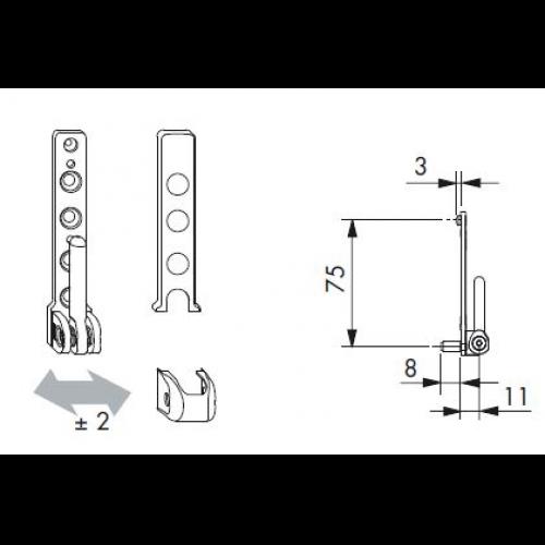 horn online siegenia ecklager kf d6x3 8 silber alu kf tbel6140 100 siegenia aubi m1741522 nach. Black Bedroom Furniture Sets. Home Design Ideas