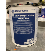 VCC rot Variocryl® Color, rot 3 kg 5074544