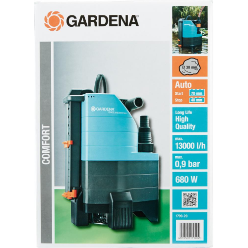 gardena pumpen